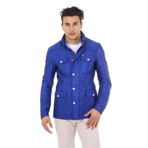Canali mens jacket Rain & Wind Tech KW6302 O30047 35