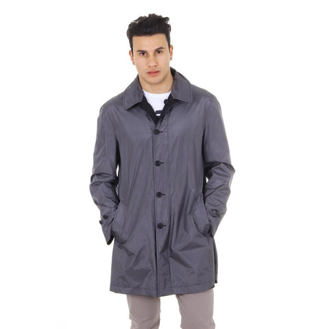 Canali mens reversible coat WW3503 O10083 10
