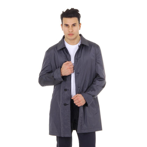 Canali mens reversible coat WW3503 O10083 31
