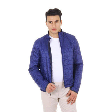 Canali mens reversible jacket WW1301 O40212 32