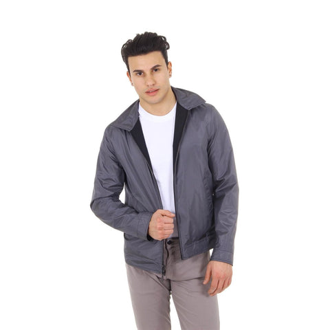 Canali mens reversible jacket WW3503 O40206 10