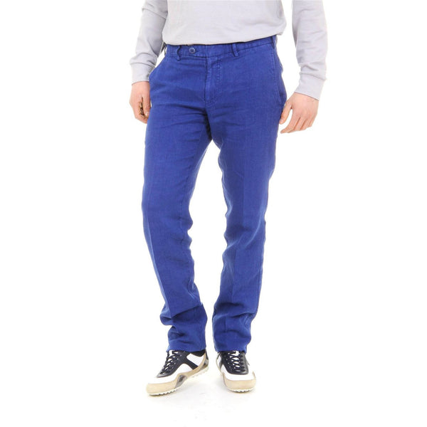 Canali mens trousers W90988 91633 35
