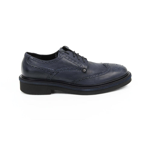 Cesare Paciotti Mens Lace Up Shoe 31308 CHINA NAVY