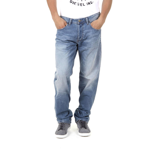 Diesel Mens Jeans LARKEE-RELAXED 0830Z L.32 COMFORT