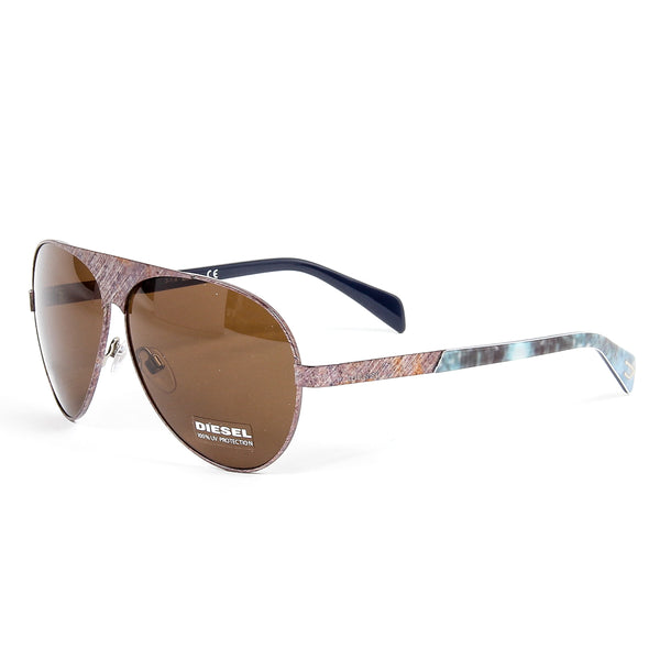 Diesel Mens Metal Sunglasses DL0119 62 37E