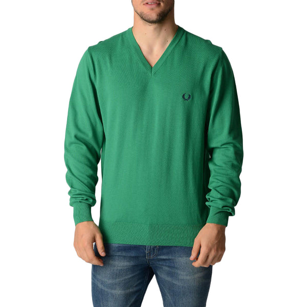 Fred Perry Mens Sweater 30402083 0971