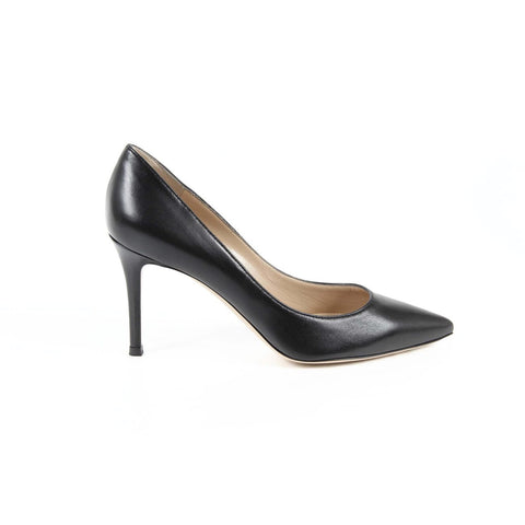 Gianvito Rossi Womens Pump 24580 NAPPA BLACK