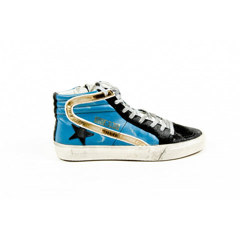 Golden Goose Womens High Sneaker G24D124 I3