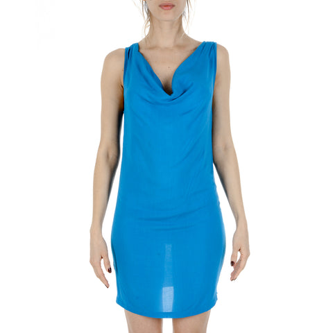 La Perla Mare Womens Dress Light Blue
