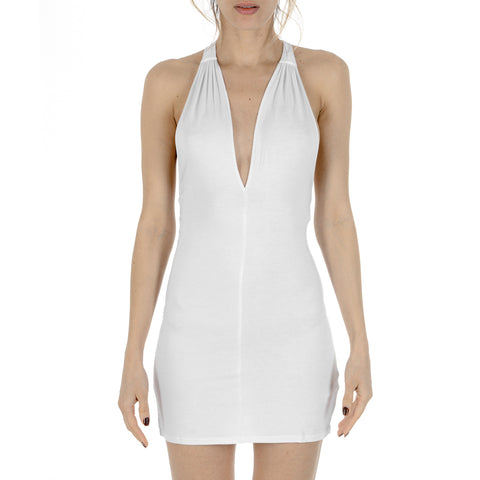 La Perla Mare Womens Dress White