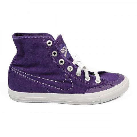 Nike ladies Sneakers Go Mid Cnvs 434498 500