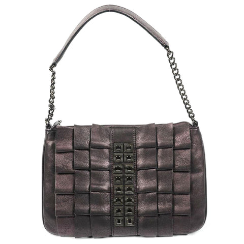 Nine West Womens Handbag 140401 GREAT PLUM