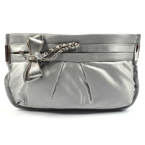 Nine West Womens Handbag 165704 SILVER