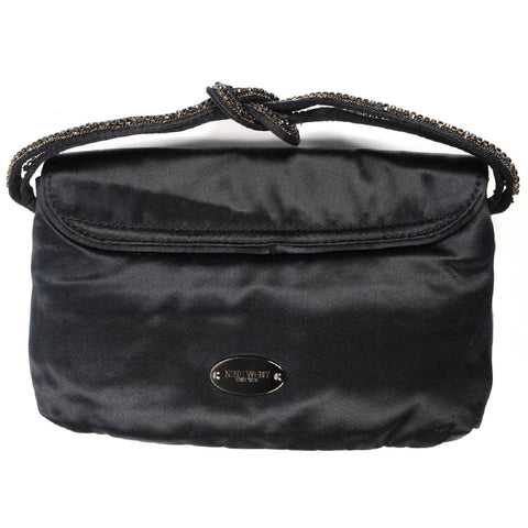 Nine West Womens Handbag 184101 BLACK
