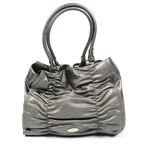 Nine West Womens Handbag 196308 PEWTER