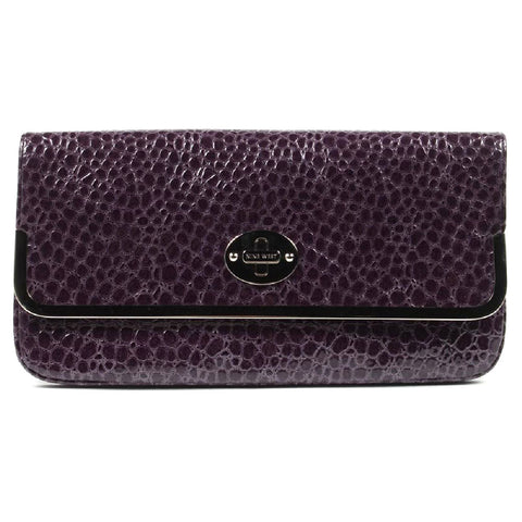Nine West Womens Handbag 234002 PLUM