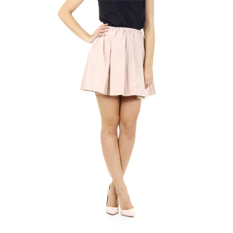 Red Valentino ladies skirt IR3RA000 1FP 377 NUDO