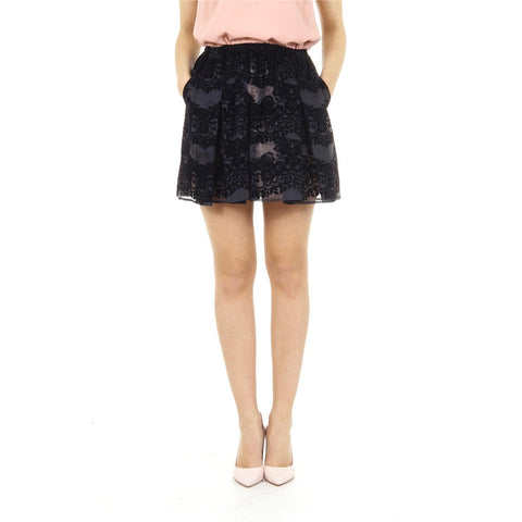 Red Valentino ladies skirt IR3RA000 1GB 0NO NERO