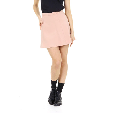 Red Valentino ladies skirt IR3RA045 0VM 377 NUDO