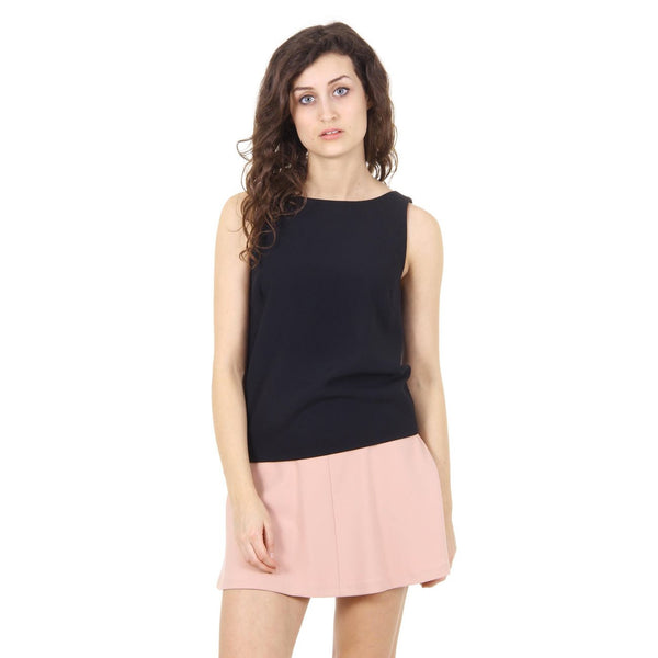 Red Valentino ladies top IR3AE010 0F1 0NO NERO