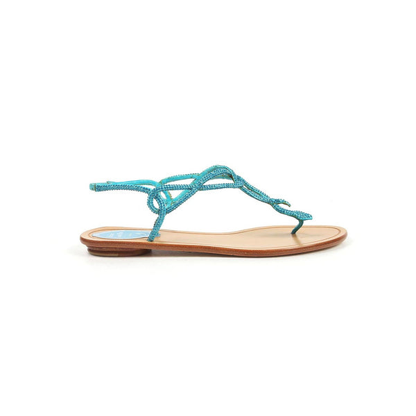 Rene Caovilla ladies sandals C5021 Natural