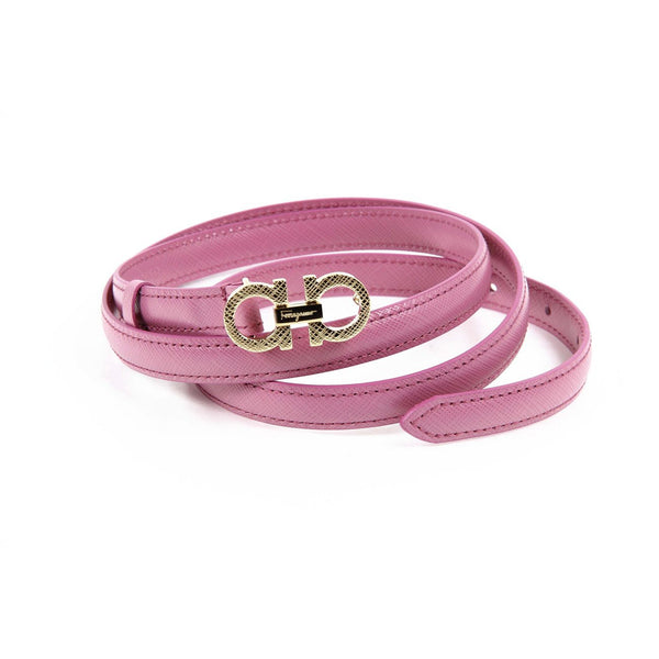 Salvatore Ferragamo Womens Belt 23B325 0632644