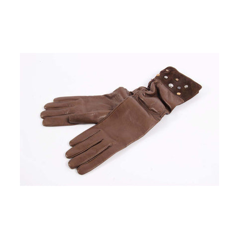 Tod's womens gloves WG02602002QTB213