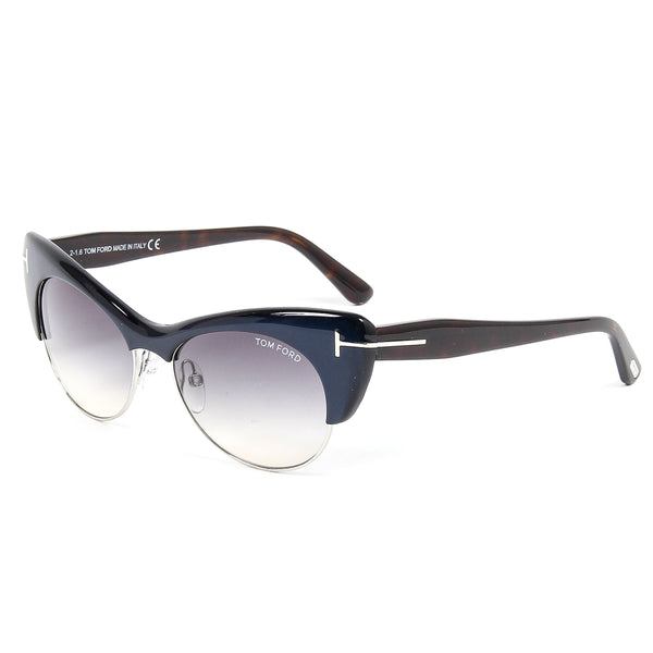 Tom Ford Womens Sunglasses LOLA FT0387 54 89W