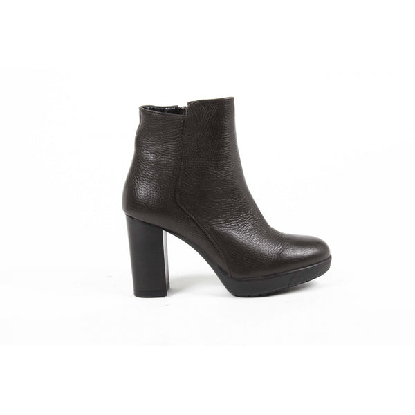 V 1969 Italia Womens Ankle Boot C23 CERVO MARRONE