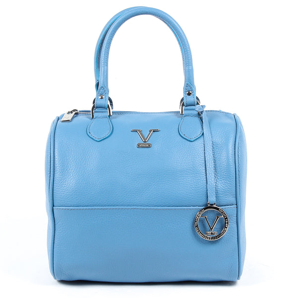 V 1969 Italia Womens Handbag Light Blue PORTO