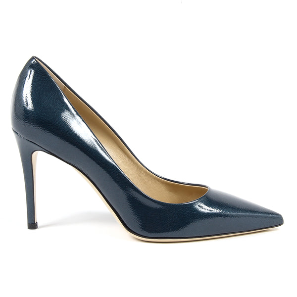 V 1969 Italia Womens Pump Dark Blue MINA
