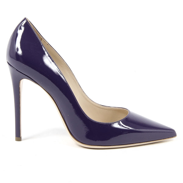 V 1969 Italia Womens Pump Purple ESTER