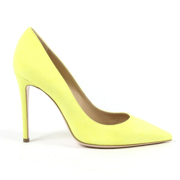 V 1969 Italia Womens Pump Yellow ESTER