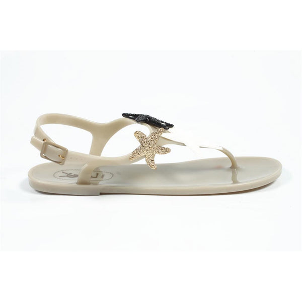 Yves Saint Laurent ladies flip flop sandal 287181 GFV00 9618