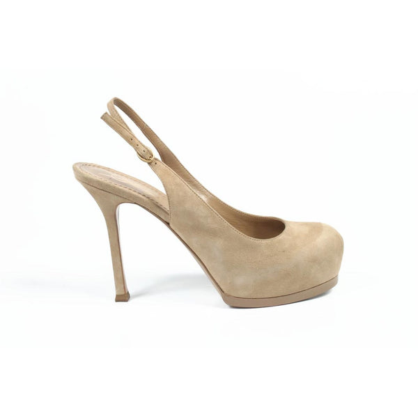 Yves Saint Laurent ladies slingback pump 221034 C2000 9930