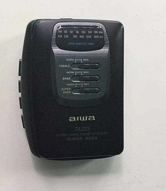 Aiwa Cassette Player