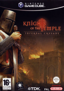 Knights of The Temple Infernal Crusade - Gamecube