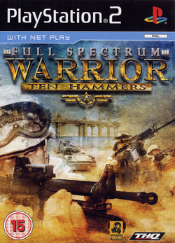 Full Spectrum Warrior: 10 Hammers - Ps2