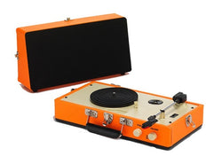 Steepletone Suitcase Record Player