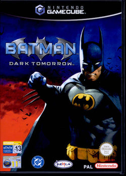 Batman Dark Tomorrow - Gamecube