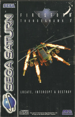 Firestorm Thunderhawk 2 - Saturn