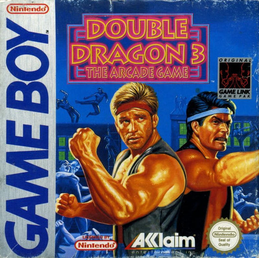 Double Dragon 3 - Gameboy