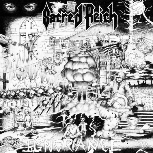 Sacred Reich - Ignorance (30th Anniversary Re-Issue)