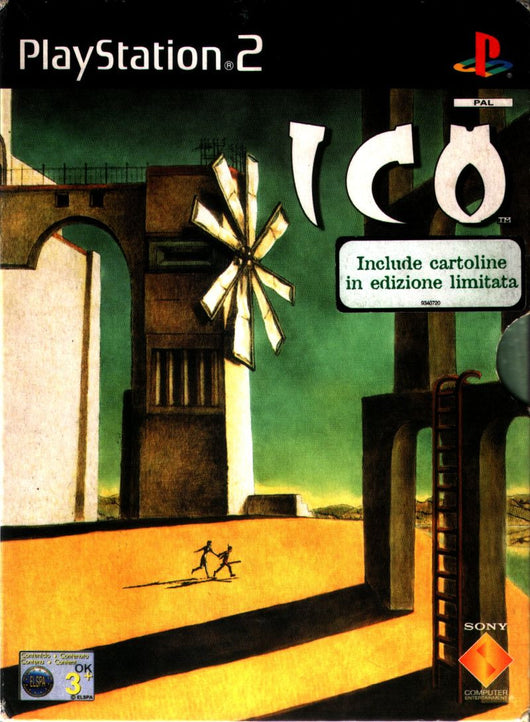 ICO Card Edition - PS2