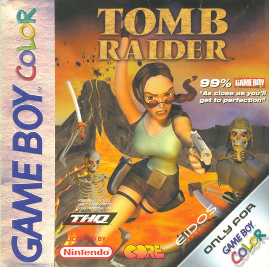 Tomb Raider - Gameboy