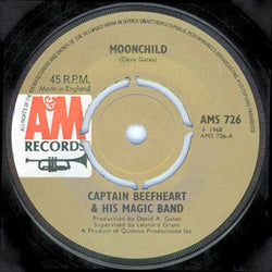 Captain Beefheart & His Magic Band* : Moonchild (7