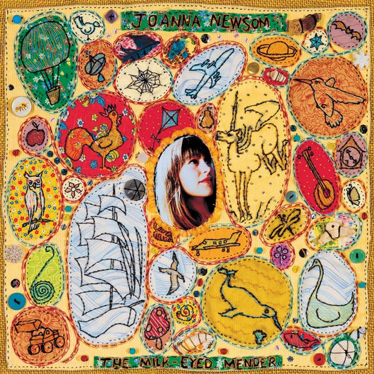 Joanna Newsom - The Milk Eyed Mender