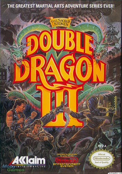 Double Dragon 3 - NES