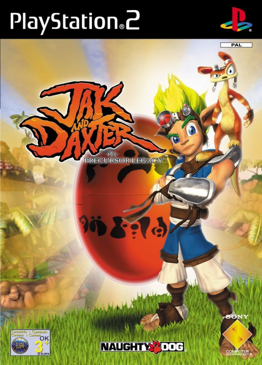 Jak & Daxter: The Precursor Legacy - Ps2