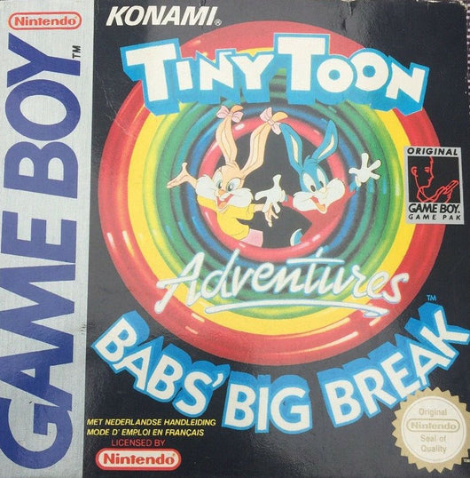 Tiny Toons Babs Big Break - Gameboy